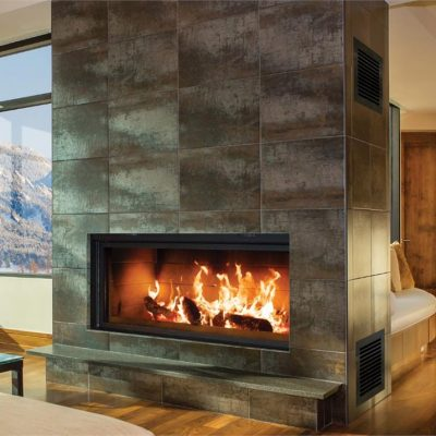 RL50 Linear Wood Fireplace   Linear Wood Burning Fireplace Store   Ottawa   Almonte   Manotick