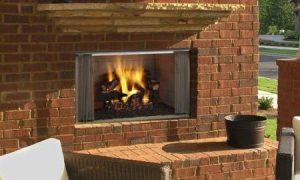 Villawood Outdoor Wood Fireplace Ottawa
