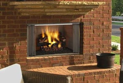 Villawood Outdoor Wood Burning Fireplace Sales | Service | Installation