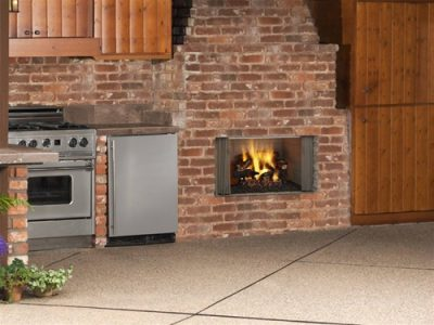 Villawood Outdoor Fireplace | Wood Burning Fireplace Sales | Ottawa | Manotick