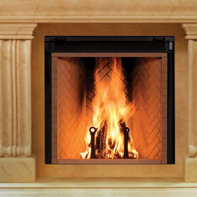 Renaissance Rumford 1500 Large Wood Fireplace | Ottawa Fireplace Store