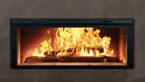 RL50 Wood Burning Fireplace - Ottawa