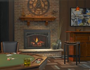 Gas Fireplace Inserts Top Hat Home Comfort Services