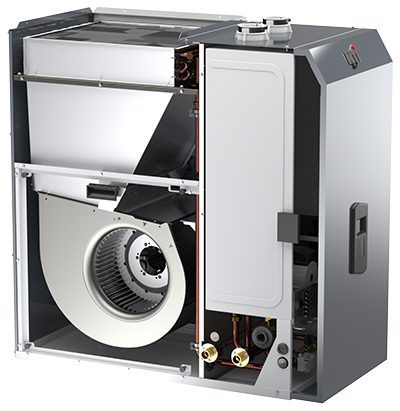 Combination Furnace & Hot Water Heating