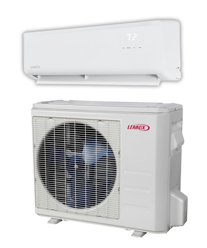 Lennox Air Conditioners >> Lennox Ms8c Ductless Mini Split Air Conditioner Top Hat