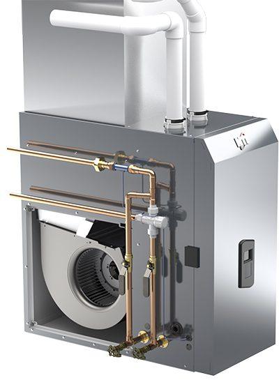 NTI - Combination Furnace & Hot Water Heater - Ottawa - Carleton Place