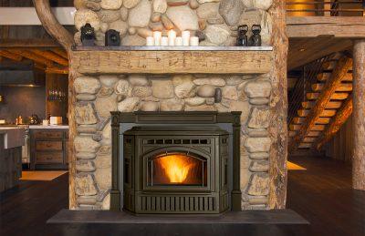 Quadra-Fire Trekker Pellet Insert | Sales | Service | Installation | Ottawa | Perth