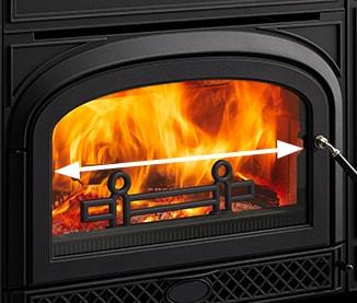 Vermont Castings Montpelier II Wood Burning Insert - EPA 2020 Certified - Smiths Falls Ontario