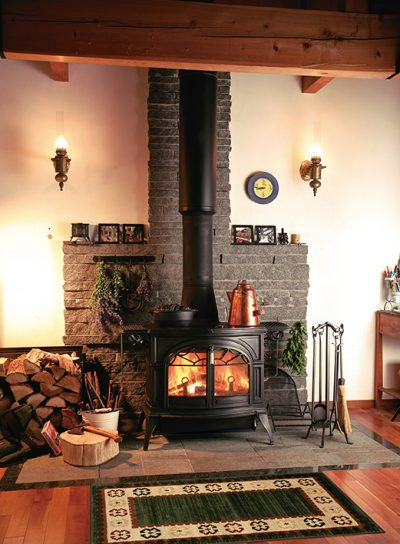 Vermont Castings Defiant Wood Stove 2020 Certified Wood Stove Carleton Place Ontario