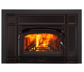 Vermont Castings Montpelier II Wood Burning Insert - Certified to EPA 2020 - Carleton Place Ontario