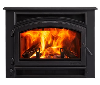 QuadraFire Expedition II Wood Burning Insert Installation - EPA 2020 Certified - Ottawa Ontario