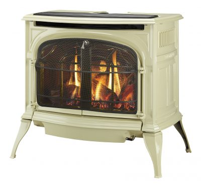 Vermont Castings Gas Stove - Radiance