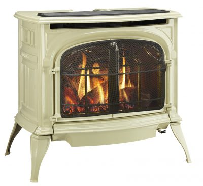 Vermont Castings - Radiance DV Biscuit Propane Stove