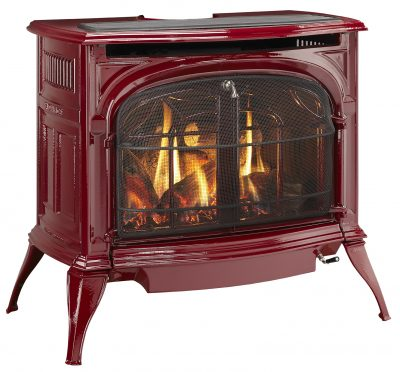 Vermont Castings - Radiance Red Direct Vent Gas Stove - Ottawa ON