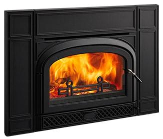 Vermont Castings Montpelier II Wood Burning Insert - EPA 2020 Certified - Carleton Place Ontario