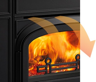 Vermont Castings Montpelier II Wood Burning Insert - 2020 Certified Clean Burning - Carleton Place Ontario