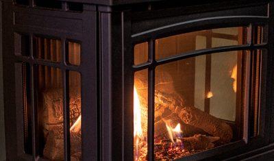 Enviro - Westley Gas Stove - Ottawa Fireplaces